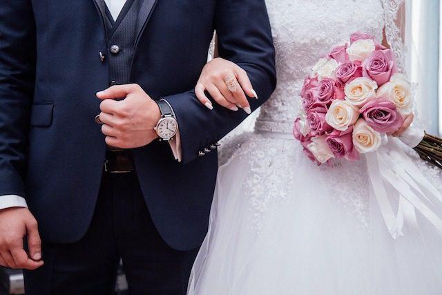 νύφη γαμπρός γάμος